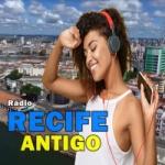 Logo da emissora Recife Antigo