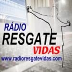Logo da emissora Rádio Resgate Vidas