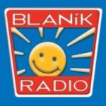 Logo da emissora Blanik 87.8 FM