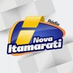 Logo da emissora Rádio Nova Itamarati