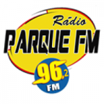 Logo da emissora Rádio Parque FM