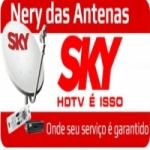 Logo da emissora Nery das Antenas