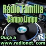 Logo da emissora Rádio Família Campo Limpo
