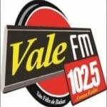 Logo da emissora Rádio Vale FM