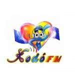 Logo da emissora Rádio Xodó 99.5 FM