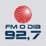 Logo da emissora Rádio FM O Dia 92.7