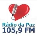 Logo da emissora Rádio Da Paz 105.9 FM