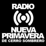 Logo da emissora Radio Nueva Primavera 93.3 FM