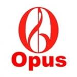 Logo da emissora Radio Opus 88.1 FM