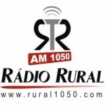 Logo da emissora Rádio Rural 1050 AM