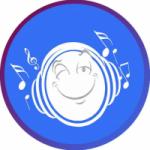 Logo da emissora Rádio Comunitária Amanhecer 104.9 FM