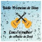 Logo da emissora Rádio Promessa de Deus