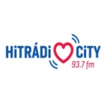 Logo da emissora Hitradio City 93.7 FM
