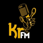Logo da emissora KRFM
