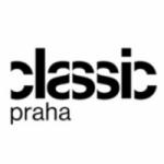 Logo da emissora Classic 98.7 FM