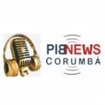 Logo da emissora Pib News Corumbá