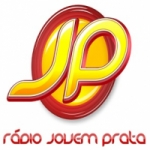 Logo da emissora Rádio Jovem Prata 90.3 FM
