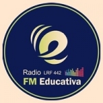 Logo da emissora Radio Educativa 92.3 FM
