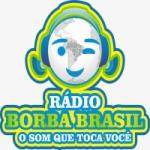 Logo da emissora Rádio Borba Brasil