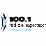 Logo da emissora Radio El Espectador 100.1 FM