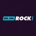 Logo da emissora Radio Estación del Sol ROCK