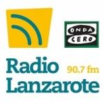 Logo da emissora Radio Lanzarote 90.7 FM