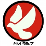 Logo da emissora Radio Emanuel 95.7 FM