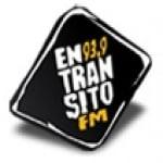 Logo da emissora Radio En Transito 93.9 FM
