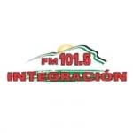 Logo da emissora Radio Integración 101.5 FM