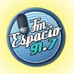 Logo da emissora Radio Espacio 91.7 FM