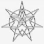 Logo da emissora Rádio Umbanda do Brasil