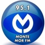 Logo da emissora Rádio Monte Mor 95.1 FM