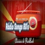 Logo da emissora Rádio Songs 80's