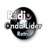 Logo da emissora Rádio Onda Líder Retrô