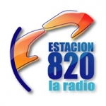 Logo da emissora Radio Estación 820 AM