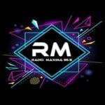 Logo da emissora Radio Maxima 95.9 FM
