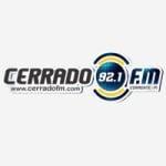 Logo da emissora Rádio Cerrado 92.1 FM