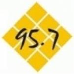 Logo da emissora Radio Estación del Centro 95.7 FM