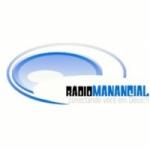 Logo da emissora Rádio Manancial Web