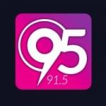 Logo da emissora Radio Estación 95 91.5 FM