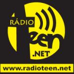 Logo da emissora Rádio Teen