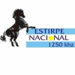 Logo da emissora Radio Estirpe Nacional 1250 AM