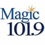 Logo da emissora Radio WLMG Magic 101.9 FM