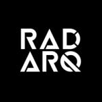 Logo da emissora Rádio Arquitetura