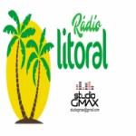 Logo da emissora Rádio Litoral
