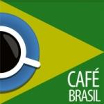 Logo da emissora Café Brasil Rádio Web