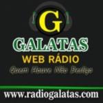 Logo da emissora Rádio Gálatas