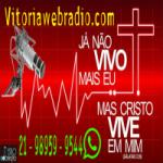 Logo da emissora Vitória Webradio