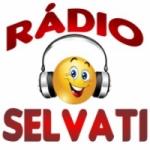 Logo da emissora Rádio Selvati