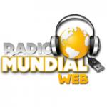 Logo da emissora Mundial Rádio Web